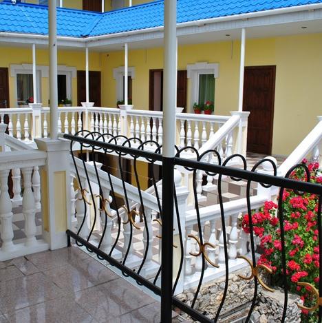 Отель Атрий (Симеиз, Крым) Цены, отзывы, фото